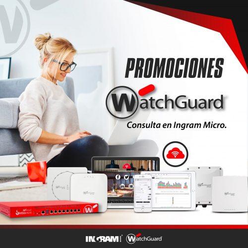 Post 1 WatchGuard Mayo Promocion